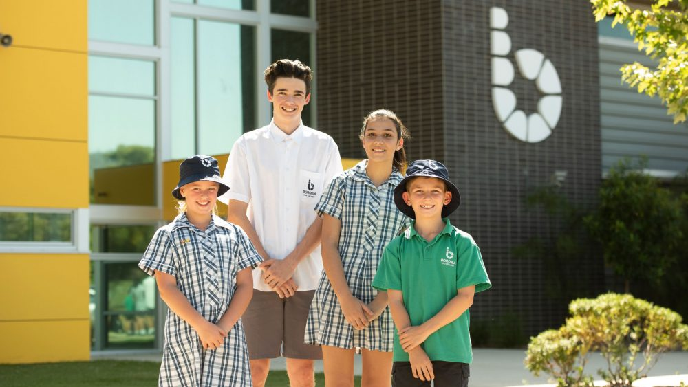 Boronia K-12 College Students